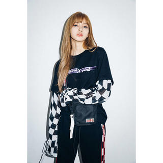 X-girl - ♡ X-girl × NONA9ON /  LAYERED LOOK TEE ♡