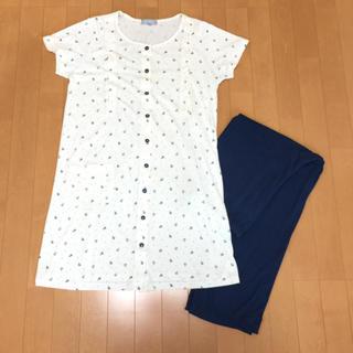 西松屋 - マタニティパジャマ 半袖