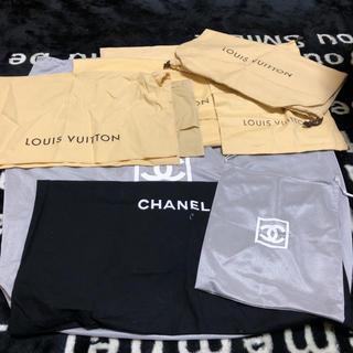 ルイヴィトン(LOUIS VUITTON)のCHANEL・ルイヴィトン 袋 まとめ売り 9袋(その他)