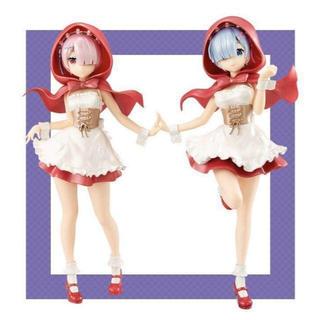 【非売品】Re:ゼロから始める異世界生活 レム・ラム Red hood(パチンコ/パチスロ)