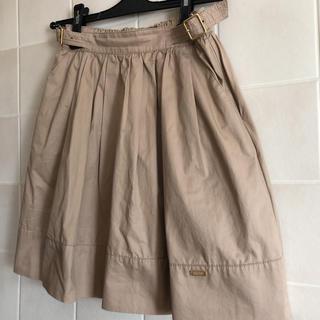 バーバリーブルーレーベル(BURBERRY BLUE LABEL)のバーバリーブルーレーベルのスカート(ひざ丈スカート)