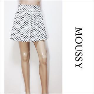 マウジー(moussy)のMOUSSY ドット バルーンスカート♡エゴイスト セシルマクビー ANAP(ミニスカート)