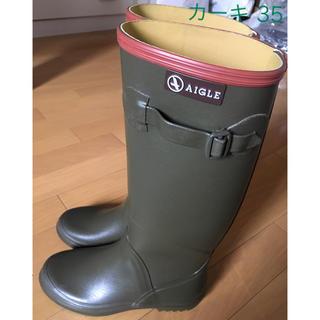 エーグル(AIGLE)のAIGLEのレインブーツ(レインブーツ/長靴)