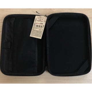 ムジルシリョウヒン(MUJI (無印良品))の無印良品 未使用品 ハードケース サイズ:中(iPadケース)