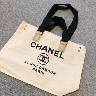 CHANEL - 【新品】CHANEL トートバッグ ノベルティ