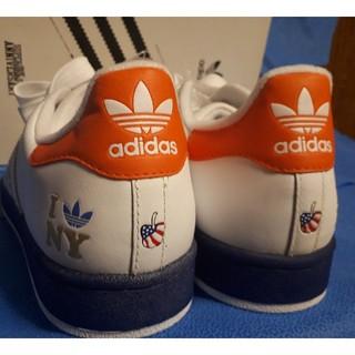 アディダス(adidas)の新品未使用!スーパースター 35th 記念 限定 ニューヨーク モデル(スニーカー)