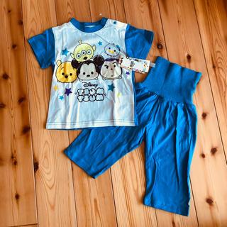 Disney - 新品タグ付き Disney ツムツム パジャマ 95cm