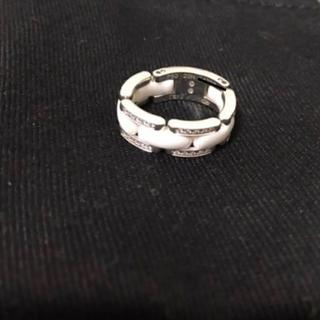 シャネル(CHANEL)のCHANEL  ウルトラ セラミックリング +おまけ(リング(指輪))