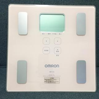 OMRON - オムロン 体重体組成計 体重計