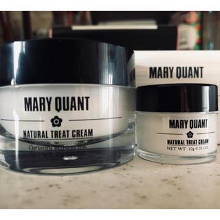 マリークワント(MARY QUANT)のマリークワント ナチュラルトリートクリーム(フェイスクリーム)