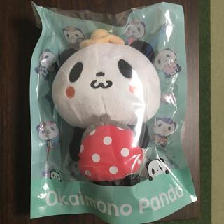 ラクテン(Rakuten)のお買い物パンダのぬいぐるみ(ぬいぐるみ)