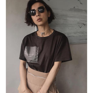 新品未使用 タグつき AMERI VINTAGE 店舗限定 ポケット Tシャツ