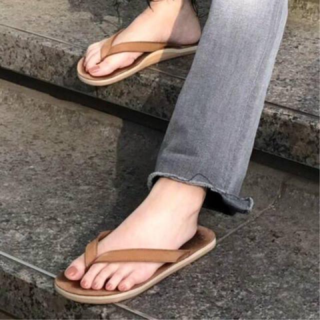 DEUXIEME CLASSE(ドゥーズィエムクラス)のEL NIDO FLIPS FLIPS エルニドフリップス レディースの靴/シューズ(サンダル)の商品写真