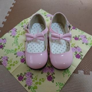 シャーリーテンプル(Shirley Temple)のシャーリーテンプル 16㎝ 子供靴(フォーマルシューズ)