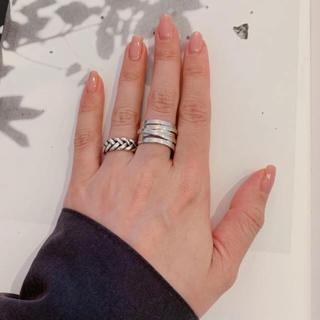 トゥデイフル(TODAYFUL)のシルバー925 タジュウリング silver925 リング(リング(指輪))