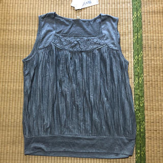 ベルメゾン(ベルメゾン)の暮らす服 タンクトップ(カットソー(半袖/袖なし))