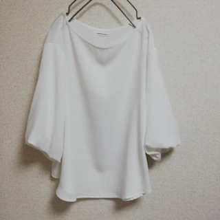 アーバンリサーチ(URBAN RESEARCH)のURBAN RESEARCH バルーン袖シャツ(シャツ/ブラウス(長袖/七分))