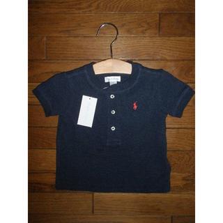 ポロラルフローレン(POLO RALPH LAUREN)の【新品】Ralph Lauren ベビー ヘンリーネックTシャツ 75cm(Tシャツ)