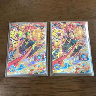 BANDAI - ドラゴンボールヒーローズ ゴジータ:ゼノ UMP-67
