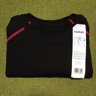 グンゼ(GUNZE)のGUNZE クルーネックTシャツ (Tシャツ/カットソー(七分/長袖))