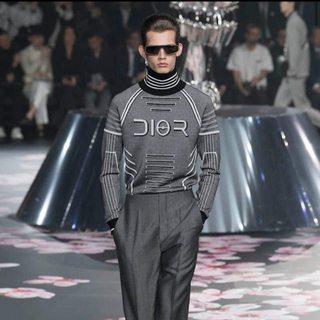 DIOR HOMME - dior homme 19aw 空山基ニット