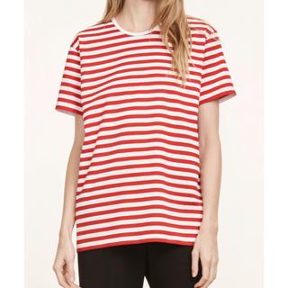 マリメッコ(marimekko)のマリメッコ marimekko ボーダー Tシャツ  新品未使用(Tシャツ(半袖/袖なし))