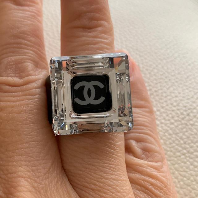 CHANEL(シャネル)のシャネルリングお値下げ レディースのアクセサリー(リング(指輪))の商品写真