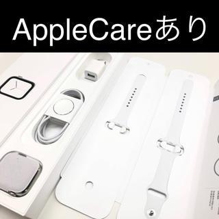 Apple Watch - Apple Watch Series4 44mm AppleCareあり