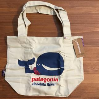 patagonia - 新品 未使用 Patagonia ホノルル クジラトートバッグ