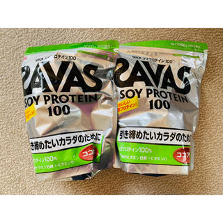 SAVAS - ザバス プロテイン ココア味