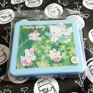 ハローキティ(ハローキティ)のハローキティ 缶入りレターセット③(カード/レター/ラッピング)