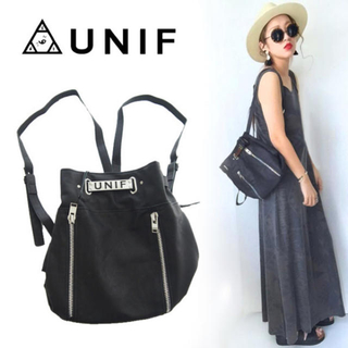 UNIF - UNIF バックパック