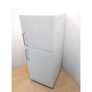 ムジルシリョウヒン(MUJI (無印良品))の【本州送料込み】冷蔵庫 2ドア 無印良品 バータイプ 高さ121cm(冷蔵庫)