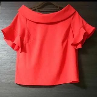 アンドクチュール(And Couture)の新品 アンドクチュール(シャツ/ブラウス(半袖/袖なし))