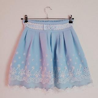 リズリサ(LIZ LISA)の໒꒱ .°花柄スカート@LIZ LISA(ミニスカート)
