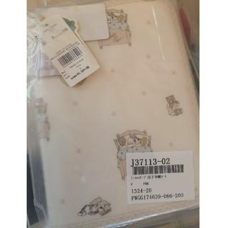 gelato pique - ジェラートピケ アニマルスリープ柄母子手帳ケース  新品未開封タグ付き ピンク