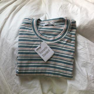 リリーブラウン(Lily Brown)のマルチボーダー トップス(Tシャツ(半袖/袖なし))