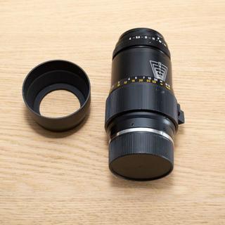 ライカ(LEICA)のLEICA TELE-ELMAR 135mm F4 エルマー ライカ(レンズ(単焦点))