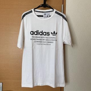 アディダス(adidas)の【adidas originals】3ストライプのブランドTシャツ(Tシャツ/カットソー(半袖/袖なし))