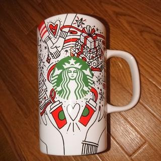 スターバックスコーヒー(Starbucks Coffee)のスターバックス ホリデーマグカップ(マグカップ)