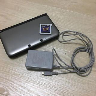 ニンテンドー3DS(ニンテンドー3DS)の3DSLL+α(携帯用ゲーム本体)