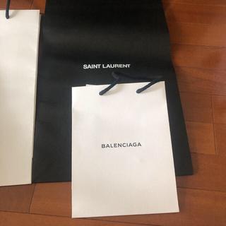 バレンシアガ(Balenciaga)のショップ袋 紙袋 BALENCIAGA (ショップ袋)