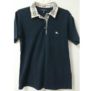 BURBERRY - バーバリー ポロシャツ レディース Sサイズ