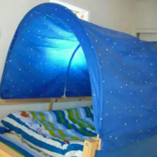 IKEA - IKEA KURAベッド用 星空テント