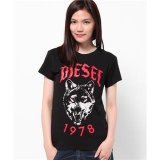 DIESEL - DIESEL WOLF 狼Tシャツ
