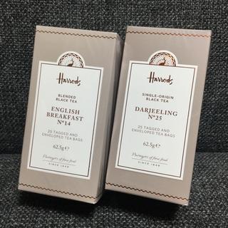 Harrods - ハロッズ★イングリッシュ ブレックファースト★紅茶