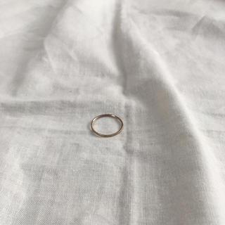 K10 デザインカットリング(リング(指輪))