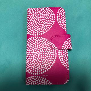 マリメッコ(marimekko)のマリメッコ シーデザイン iPhoneケース(iPhoneケース)