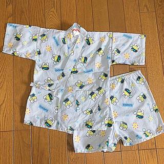 サンリオ(サンリオ)のキッズ甚平110センチ(甚平/浴衣)