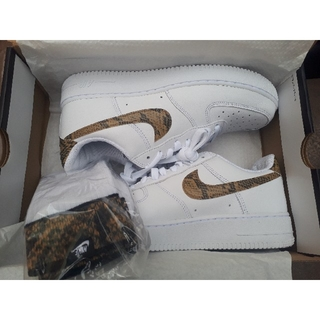 ナイキ(NIKE)のNIKE AIR FORCE 1 96 SNAKE  27.5cm(スニーカー)